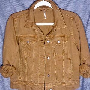 Free People: Rumors Denim Jacket